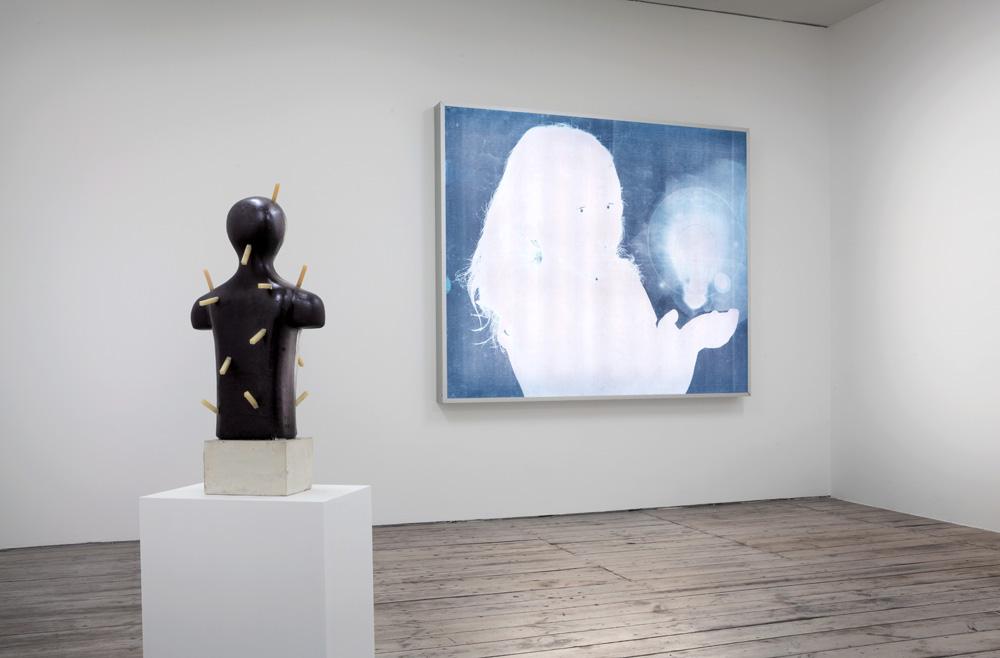 Faycal Baghriche Wenn Du Exhibition View 3