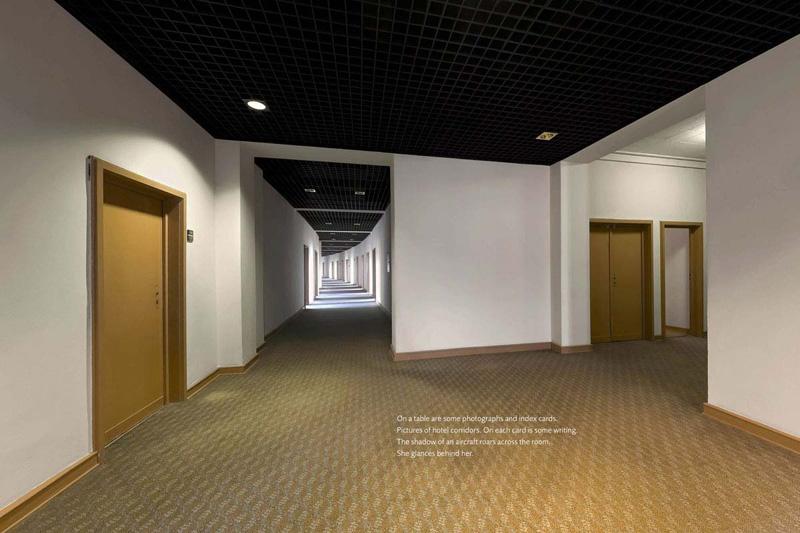 Victor Burgin Tempelhof Suite 1