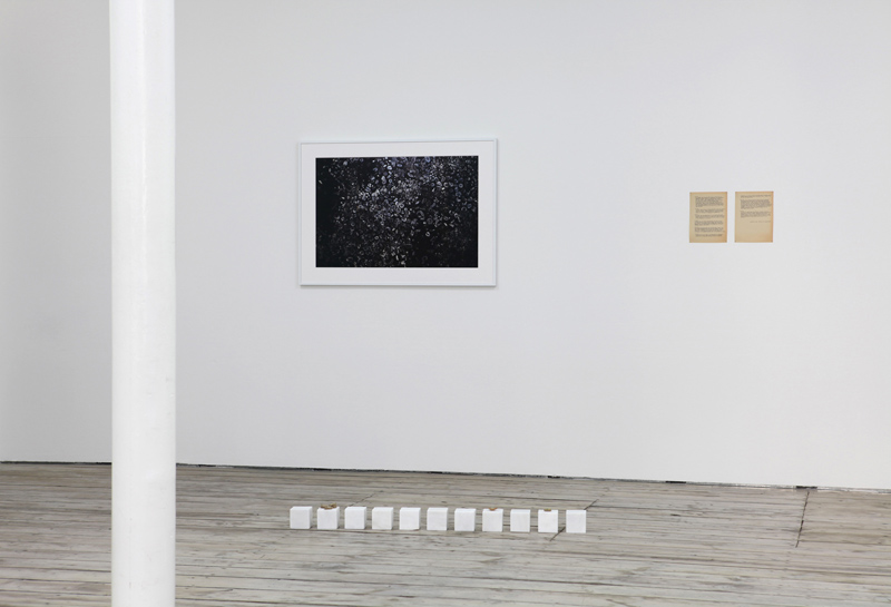 Marianna Christofides Here Let Me Stand Exhibition View 4