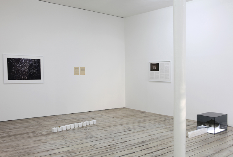 Marianna Christofides Here Let Me Stand Exhibition View 3
