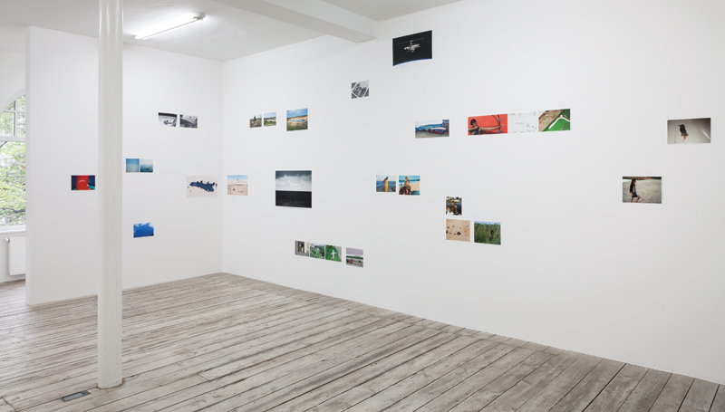 Marco Poloni Displacement Island Exhibition View 2