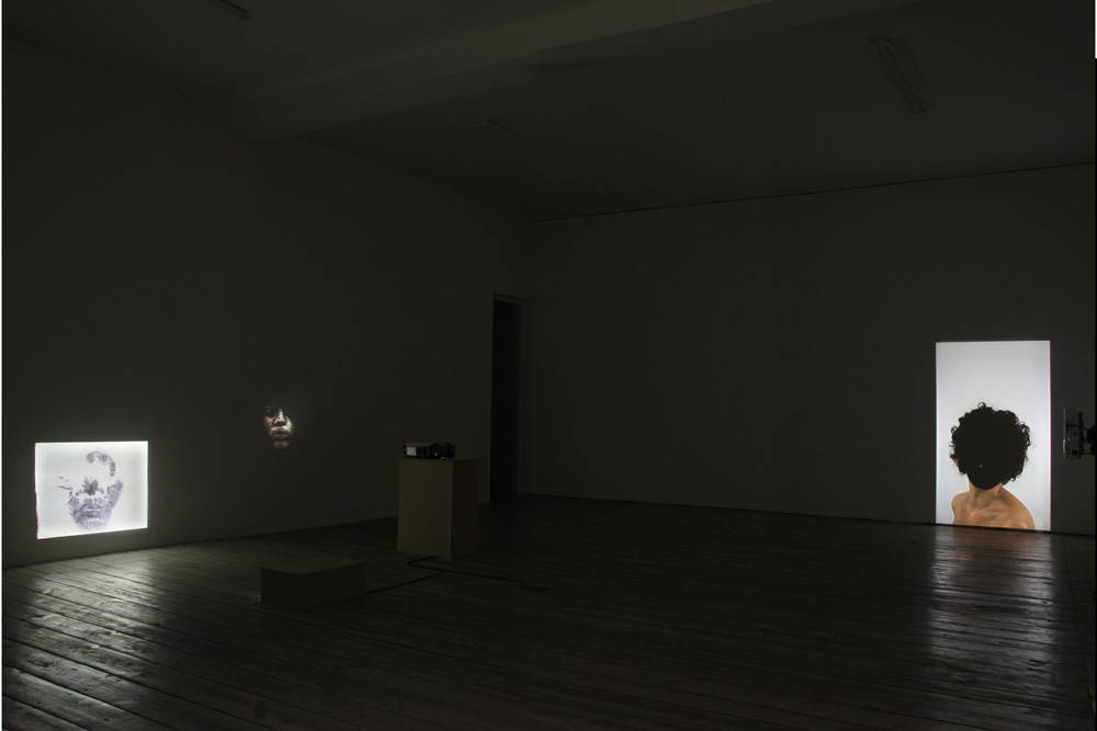 Noa Gur Dawn Till Dusk Exhibition View 1