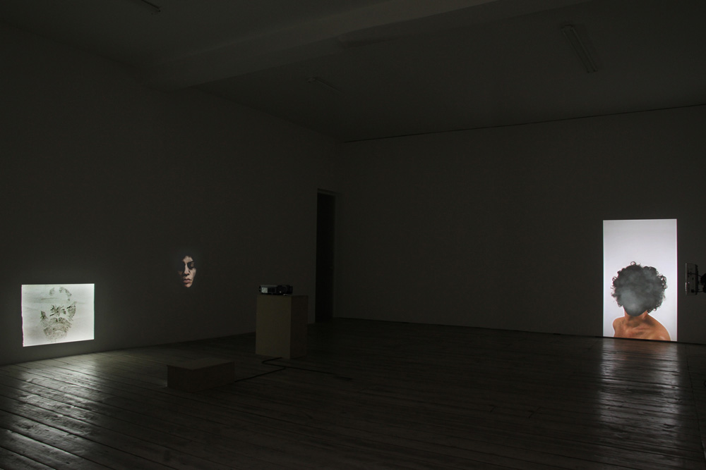 Noa Gur Dawn Till Dusk Exhibition View 2