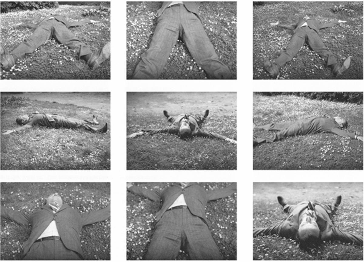 Ingeborg Luescher Magician Photos Lucio Amelio