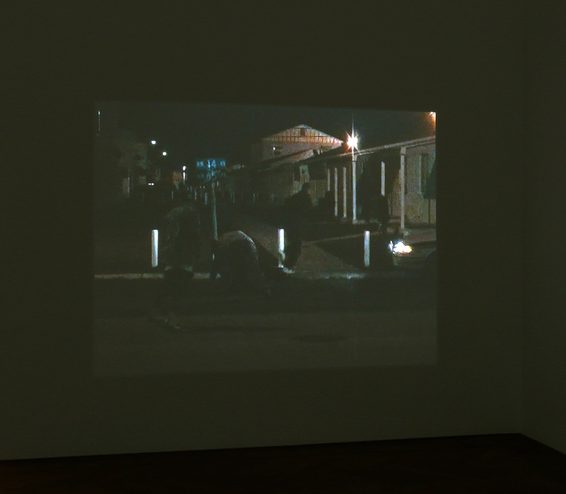 Peter Friedl Liberty City Kunsthalle Basel 2008