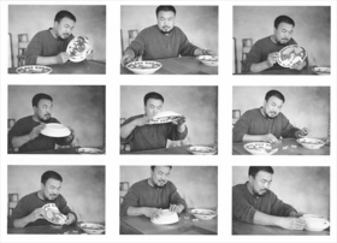 Ingeborg Luescher Magician Photos Ai Weiwei 1997 280px