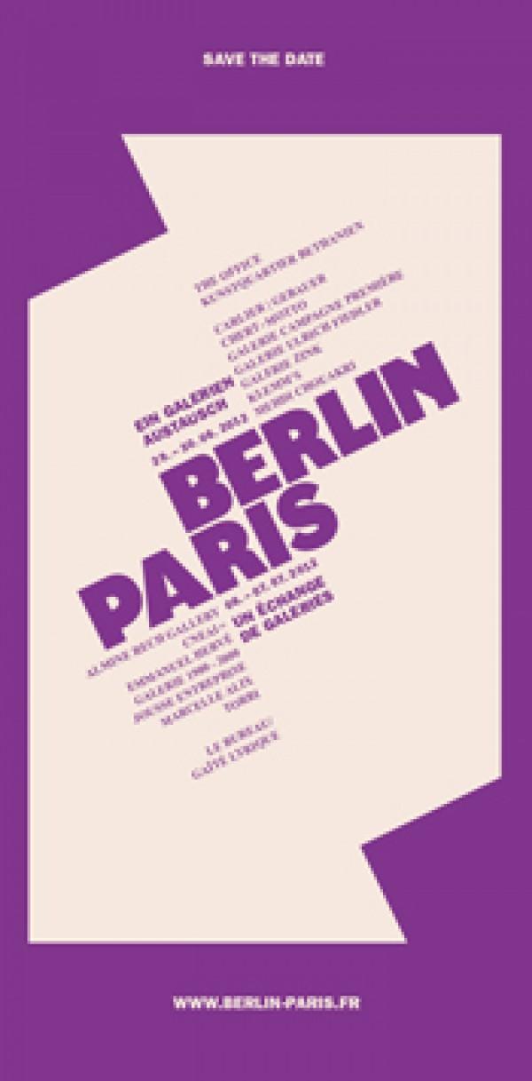 BERLIN PARIS